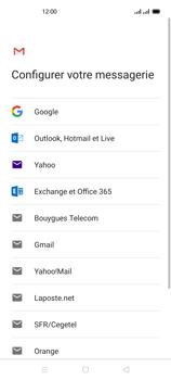 Oppo Reno 4 - E-mails - Ajouter ou modifier votre compte Gmail - Étape 7
