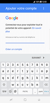 Samsung Galaxy S8 - E-mail - 032a. Email wizard - Gmail - Étape 10