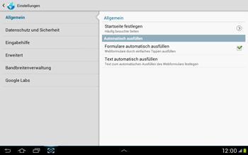 Samsung Galaxy Tab 2 10.1 - Internet und Datenroaming - Manuelle Konfiguration - Schritt 20