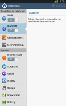 Samsung T315 Galaxy Tab 3 8-0 LTE - Bluetooth - Headset, carkit verbinding - Stap 5