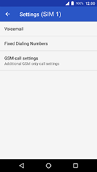 Crosscall Action X3 - Voicemail - Manual configuration - Step 9