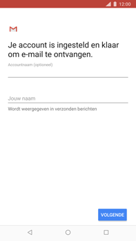 Nokia 8 Sirocco - E-mail - e-mail instellen (yahoo) - Stap 12
