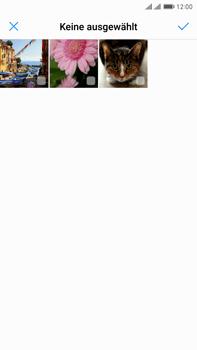 Huawei Mate 9 Pro - MMS - Erstellen und senden - 17 / 21