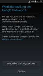 Samsung Galaxy S III Neo - Apps - Konto anlegen und einrichten - 12 / 22