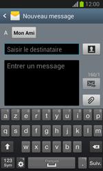 Samsung S7390 Galaxy Trend Lite - MMS - envoi d'images - Étape 8