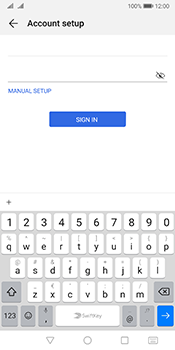 Huawei Mate 10 Pro Android Pie - Email - Manual configuration - Step 6