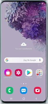 Samsung Galaxy S20 Plus 5G Dual SIM eSIM SM-G986B - Internet - Handmatig instellen - Stap 33