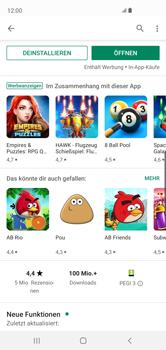 Samsung Galaxy S10 - Apps - Herunterladen - 17 / 18