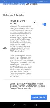Huawei P30 - Apps - Einrichten des App Stores - Schritt 17