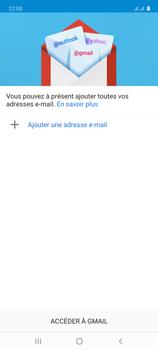 Samsung Galaxy Note 10 Lite - E-mails - Ajouter ou modifier votre compte Gmail - Étape 6