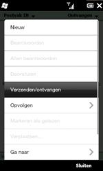 HTC T8585 HD II - E-mail - hoe te versturen - Stap 14