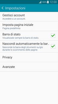 Samsung Galaxy Note 4 - Internet e roaming dati - Configurazione manuale - Fase 21
