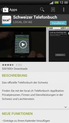 HTC One S - Apps - Installieren von Apps - Schritt 8