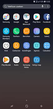 Samsung Galaxy A8 Plus - Bellen - in het binnenland - Stap 3
