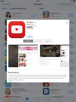 Apple iPad Air 2 - Apps - Konto anlegen und einrichten - 16 / 35