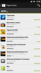 Sony Xperia S - Apps - Herunterladen - Schritt 8