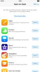 Apple iPhone 6 Plus (iOS 8) - apps - account instellen - stap 3