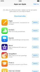 Apple iPhone 6 Plus iOS 8 - Applicaties - account instellen - Stap 3