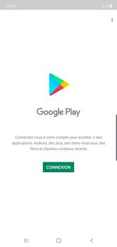 Samsung Galaxy Note 10 - Applications - Créer un compte - Étape 4