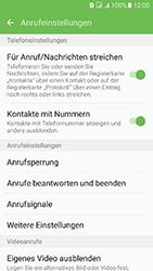 Samsung J510 Galaxy J5 (2016) DualSim - Anrufe - Rufumleitungen setzen und löschen - Schritt 6