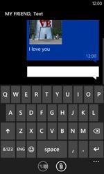 Nokia Lumia 520 - MMS - Sending pictures - Step 12