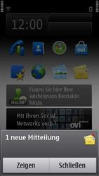 Nokia N8-00 - MMS - Automatische Konfiguration - Schritt 4
