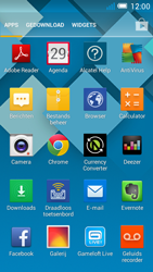 Alcatel OT-5036X Pop C5 - SMS - SMS-centrale instellen - Stap 3