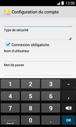 Bouygues Telecom Bs 403 - E-mails - Ajouter ou modifier un compte e-mail - Étape 13