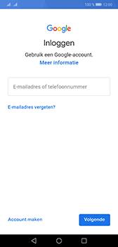 Huawei Mate 20 - E-mail - Handmatig instellen (gmail) - Stap 8