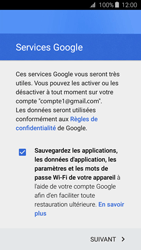 Samsung Samsung Galaxy J3 2016 - E-mail - 032a. Email wizard - Gmail - Étape 15