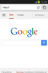 Samsung Galaxy Fame Lite - Internet et roaming de données - Navigation sur Internet - Étape 8