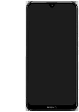 Huawei Y7 (2019) - Appareil - Insérer une carte SIM - Étape 8