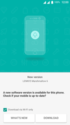 Wiko Lenny 3 - Device - Software update - Step 8