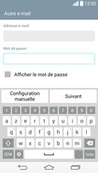LG D855 G3 - E-mails - Ajouter ou modifier un compte e-mail - Étape 7