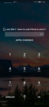 Huawei P30 Lite - Téléphone mobile - Comment effectuer une réinitialisation logicielle - Étape 5