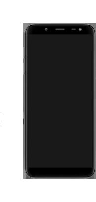 Samsung galaxy-j6-sm-j600fn-ds - Instellingen aanpassen - SIM-Kaart plaatsen - Stap 10
