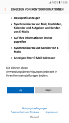 Samsung Galaxy S6 Edge - E-Mail - Konto einrichten (outlook) - 0 / 0