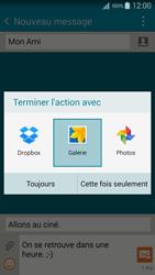 Samsung Galaxy A3 (A300FU) - Contact, Appels, SMS/MMS - Envoyer un MMS - Étape 16