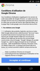 Sony Xperia E4g - Internet et connexion - Naviguer sur internet - Étape 4