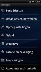 Sony Ericsson MT11i Xperia Neo V - Bellen - in het buitenland - Stap 4