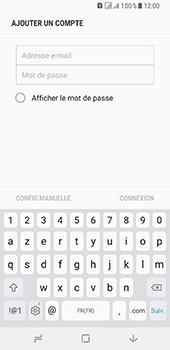 Samsung Galaxy A8 (2018) - E-mail - Configuration manuelle (outlook) - Étape 7