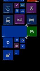 Nokia Lumia 1320 - Startanleitung - Personalisieren der Startseite - Schritt 11