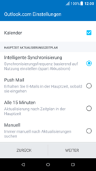 HTC One M9 - E-Mail - Konto einrichten (outlook) - 2 / 2