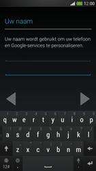 HTC One Mini - Applicaties - Account aanmaken - Stap 6