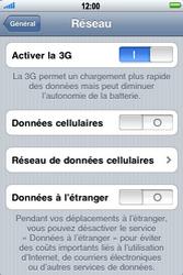 Apple iPhone 4 - Internet - activer ou désactiver - Étape 5