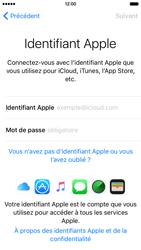 Apple iPhone SE - Premiers pas - Créer un compte - Étape 18