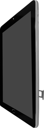 Apple ipad-pro-9-7-ipados-13 - Instellingen aanpassen - SIM-Kaart plaatsen - Stap 3
