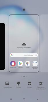 Samsung Galaxy Note 10+ - Applications - Personnaliser l