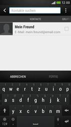 HTC Desire 601 - E-Mail - E-Mail versenden - Schritt 6