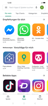 Oppo Find X2 - Apps - Installieren von Apps - Schritt 8